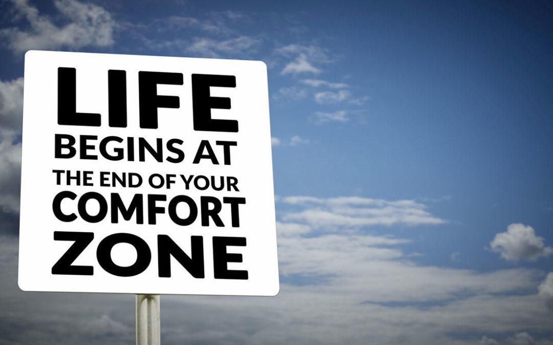Die größte Hürde der Veränderung meistern – Komfortzonen