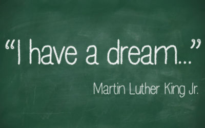 Ich habe einen Traum – die Kraft der Vision