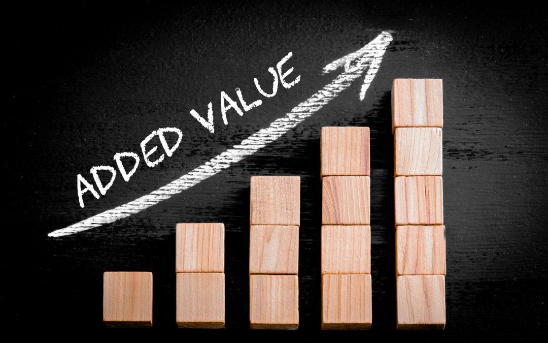 Welche Strategie schafft den höchsten Mehrwert? Organisches Wachstum!
