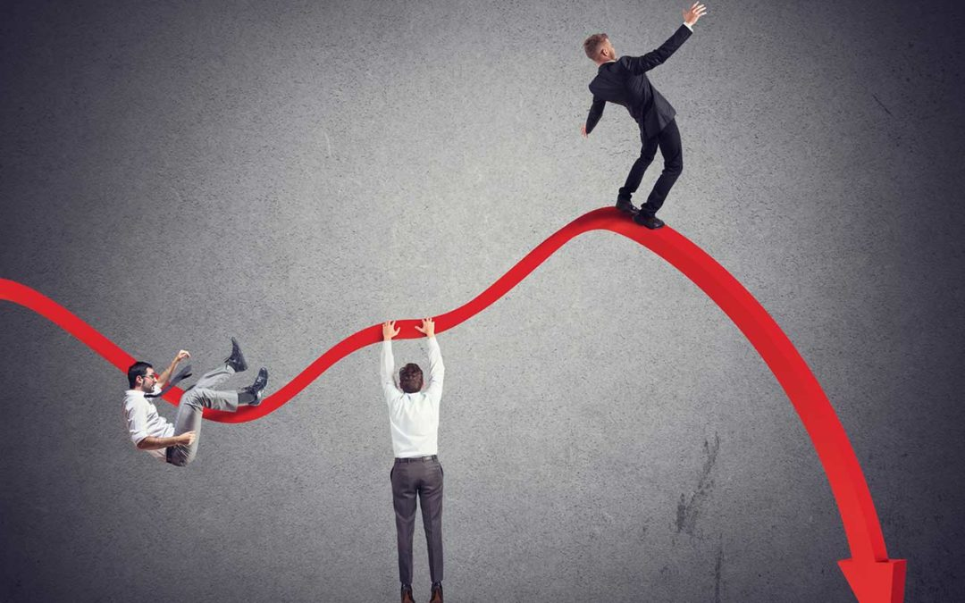 Wie Sie eine drohende Krise erkennen und Insolvenz vermeiden